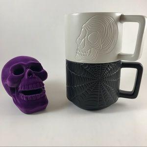 💀Starbucks🕸 Ltd Ed Halloween Ceramic Mugs (Pair)